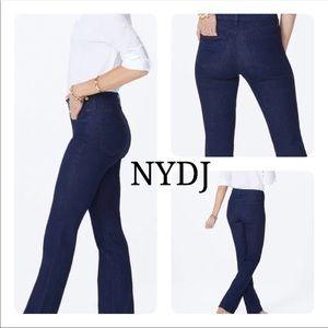 NYDJ Bootcut Tummy Tuck Technology Jeans